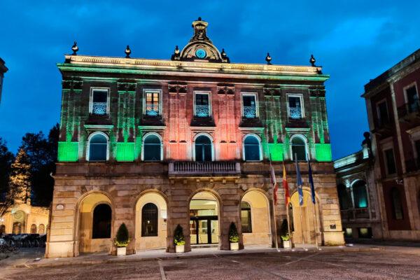 Iluminación-Gijón